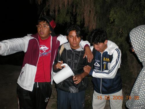 FOTOS OFICIALES DELA REUNA DEL VIERNES 2010