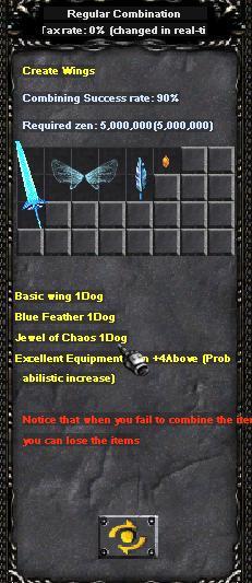 Como crear alas Evolucionada (aca evo) Paso310