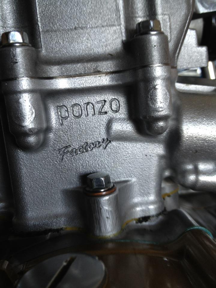 La nouvelle MONTESA 4RT du préparateur Valter Ponzo 48118110