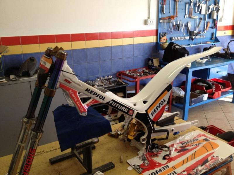 La nouvelle MONTESA 4RT du préparateur Valter Ponzo 57500110