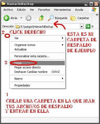 SACAR RESPALDO DE SALAS 0510