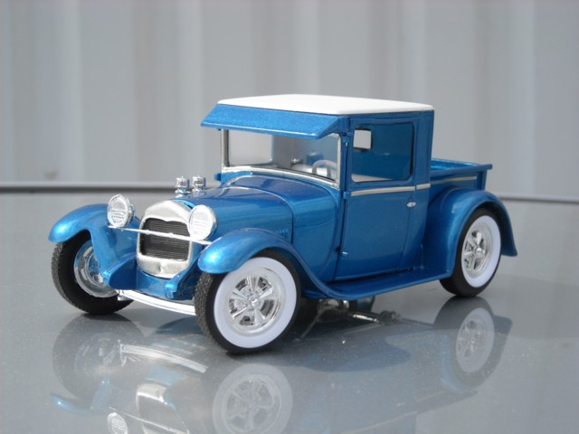Ford '29 pick-up 113