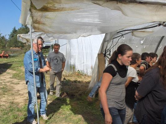 la visite du 28/09 chez JLR. Visite12