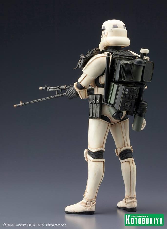 Kotobukiya - Sandtrooper Seargent - ARTFX+ statue 10003910