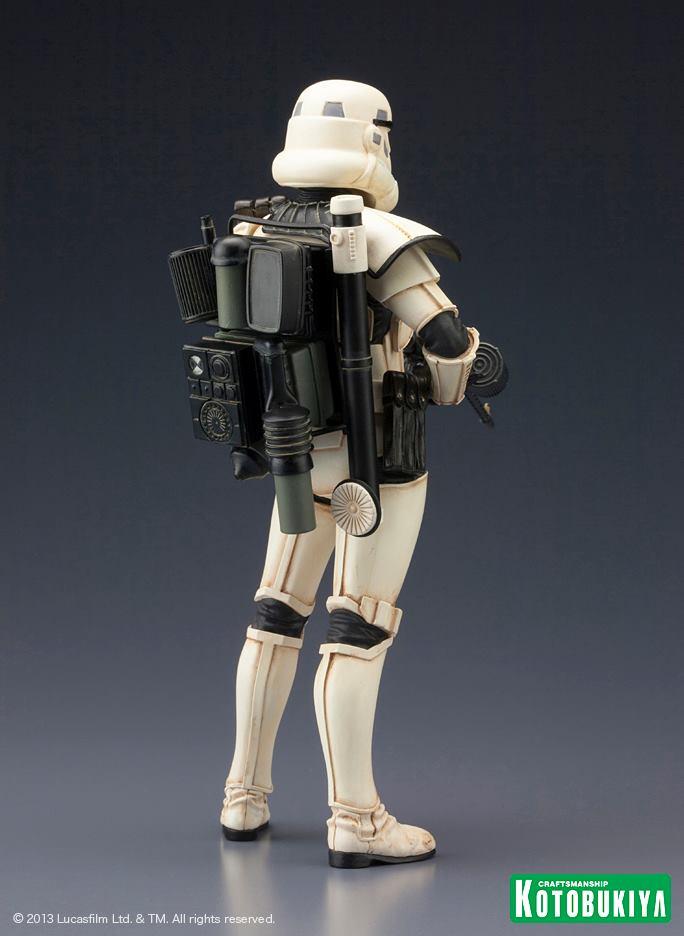 Kotobukiya - Sandtrooper Seargent - ARTFX+ statue 10007610