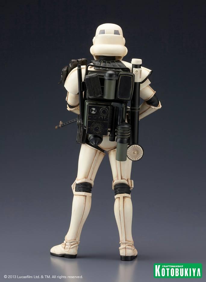 Kotobukiya - Sandtrooper Seargent - ARTFX+ statue 10057411