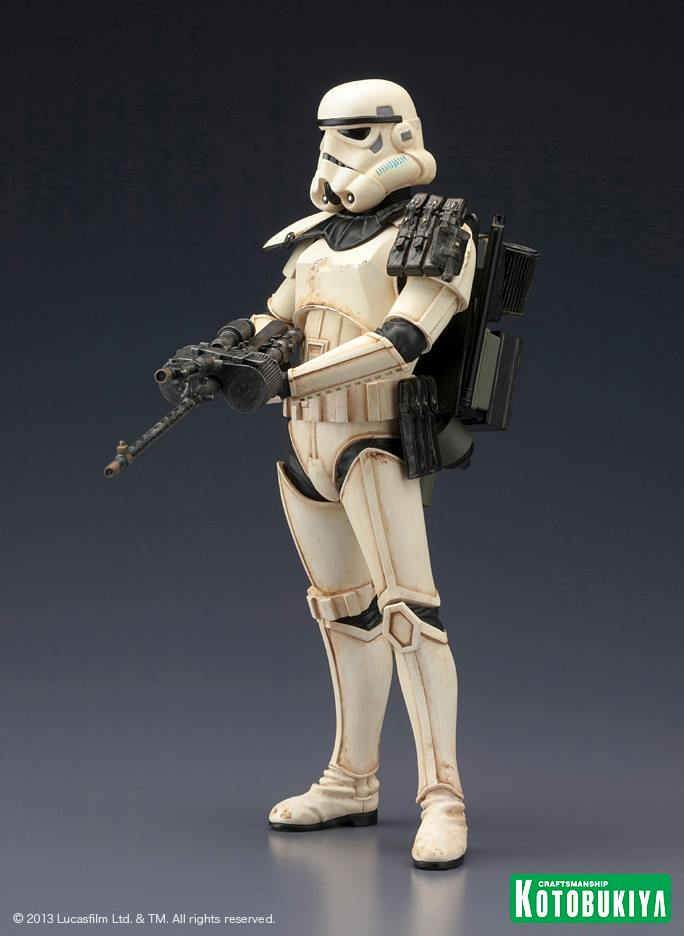 Kotobukiya - Sandtrooper Seargent - ARTFX+ statue 10165411