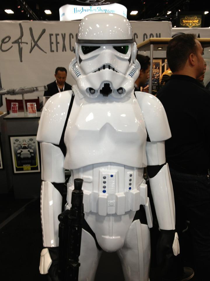 eFX Legend Edition - Stormtrooper Replica Armor ANH 10169410