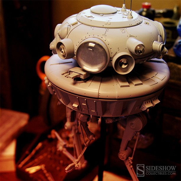 Sideshow - Imperial Probe Droid Sixth Scale Figure   110