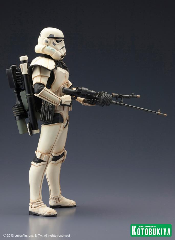 Kotobukiya - Sandtrooper Seargent - ARTFX+ statue 93649010