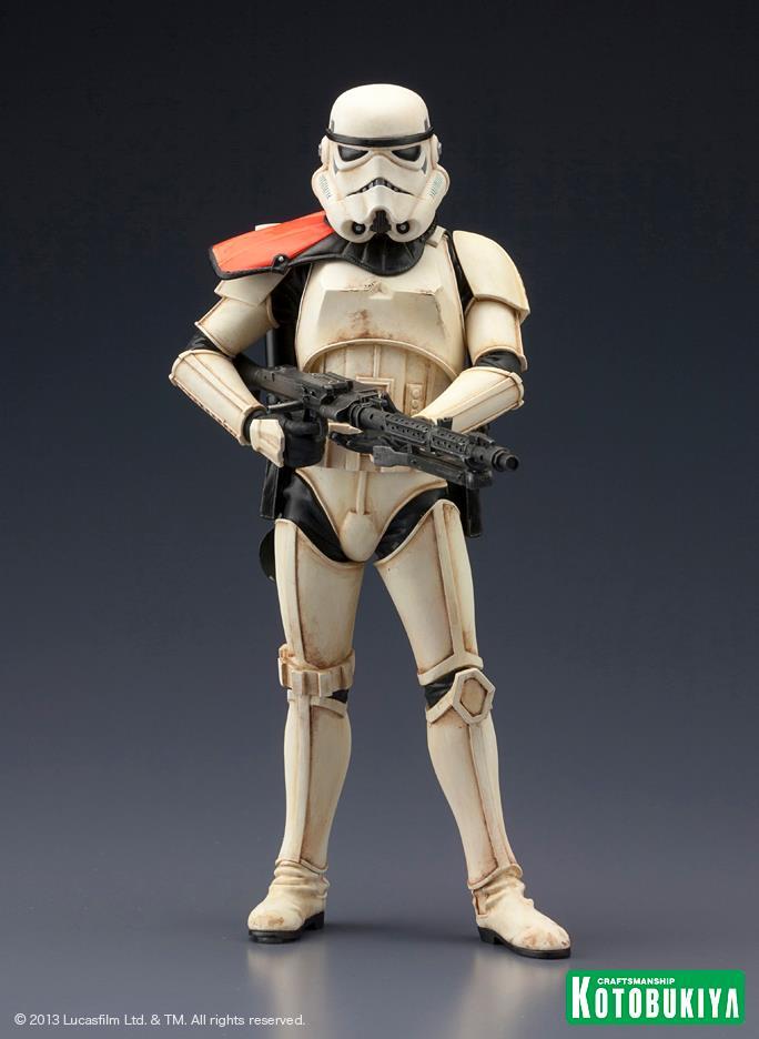 Star Wars Sandtrooper Squad Leader Two Pack ARTFX+ Statue 99512710