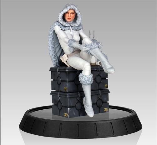 Gentle Giant - Padme Amidala Statue Captur16