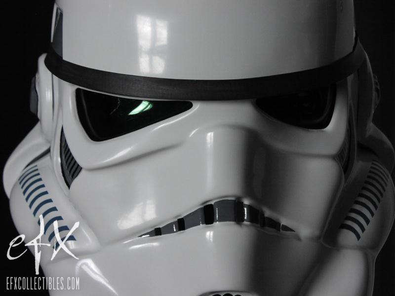 eFX Legend Edition - Stormtrooper ANH Hero Helmet  Efx_le12