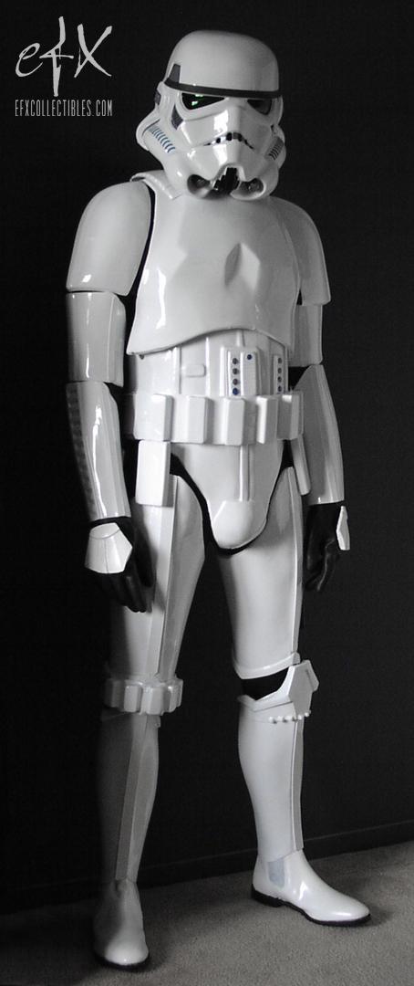 eFX Legend Edition - Stormtrooper Replica Armor ANH Efx_le14