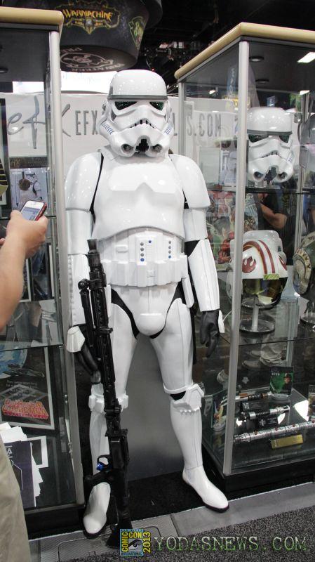 eFX Legend Edition - Stormtrooper Replica Armor ANH Normal12