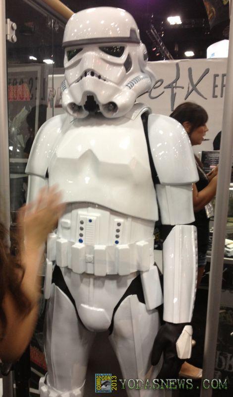 eFX Legend Edition - Stormtrooper Replica Armor ANH Normal14