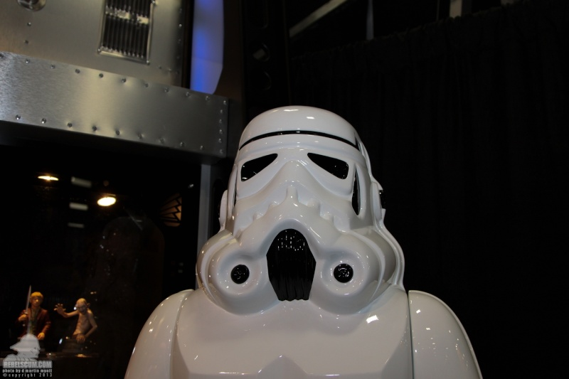 Gentle Giant - Stormtrooper Action Figure Lifesize  Sdcc_227