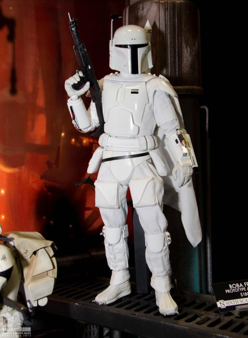 Sideshow - Boba Fett Prototype Armure Sixth Scale Figure Sdcc_244