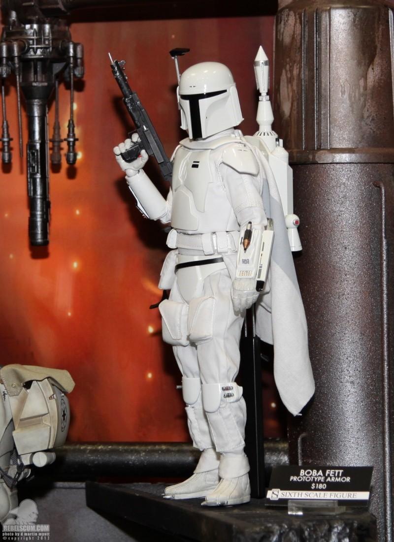 Sideshow - Boba Fett Prototype Armure Sixth Scale Figure Sdcc_245