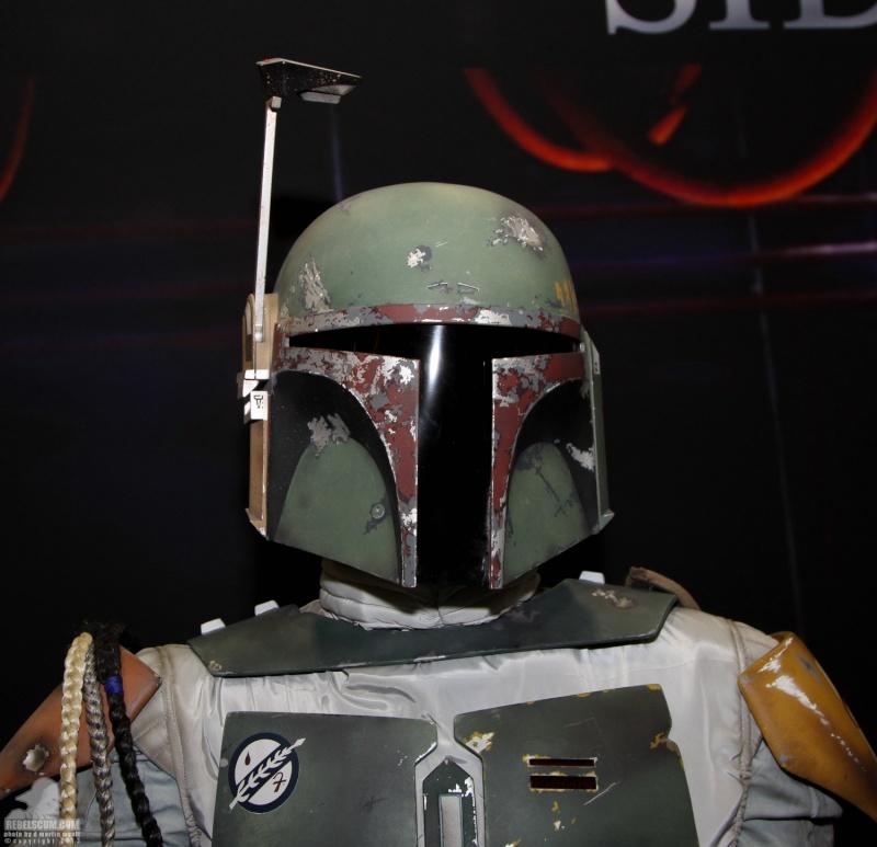 Star Wars - Sideshow - The Boba Fett Life-Size Figure Sdcc_263