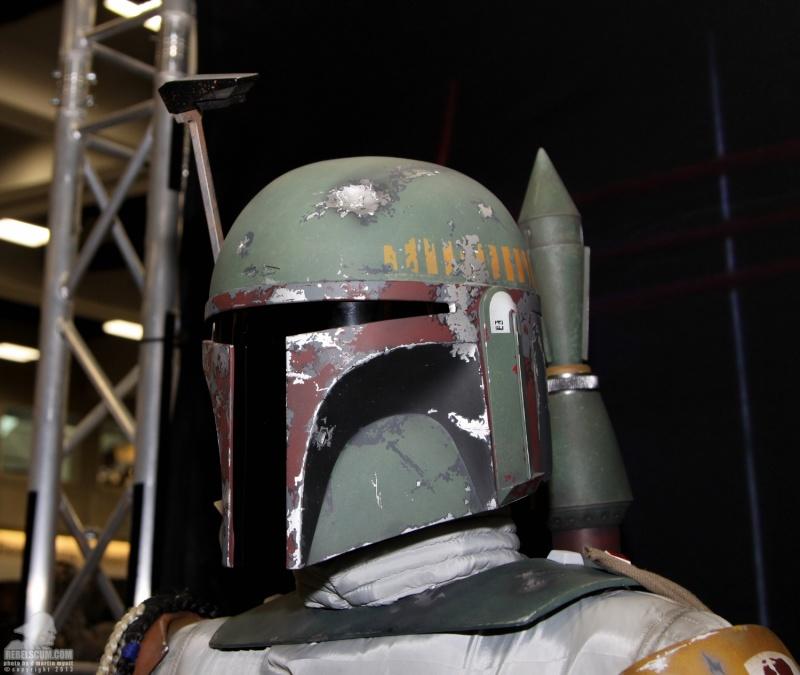 Star Wars - Sideshow - The Boba Fett Life-Size Figure Sdcc_264