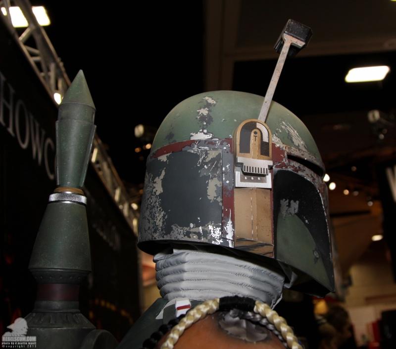 Star Wars - Sideshow - The Boba Fett Life-Size Figure Sdcc_265