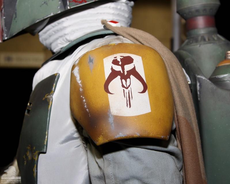 Star Wars - Sideshow - The Boba Fett Life-Size Figure Sdcc_267