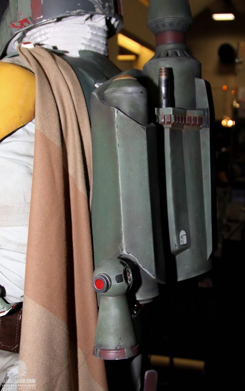 Star Wars - Sideshow - The Boba Fett Life-Size Figure Sdcc_270