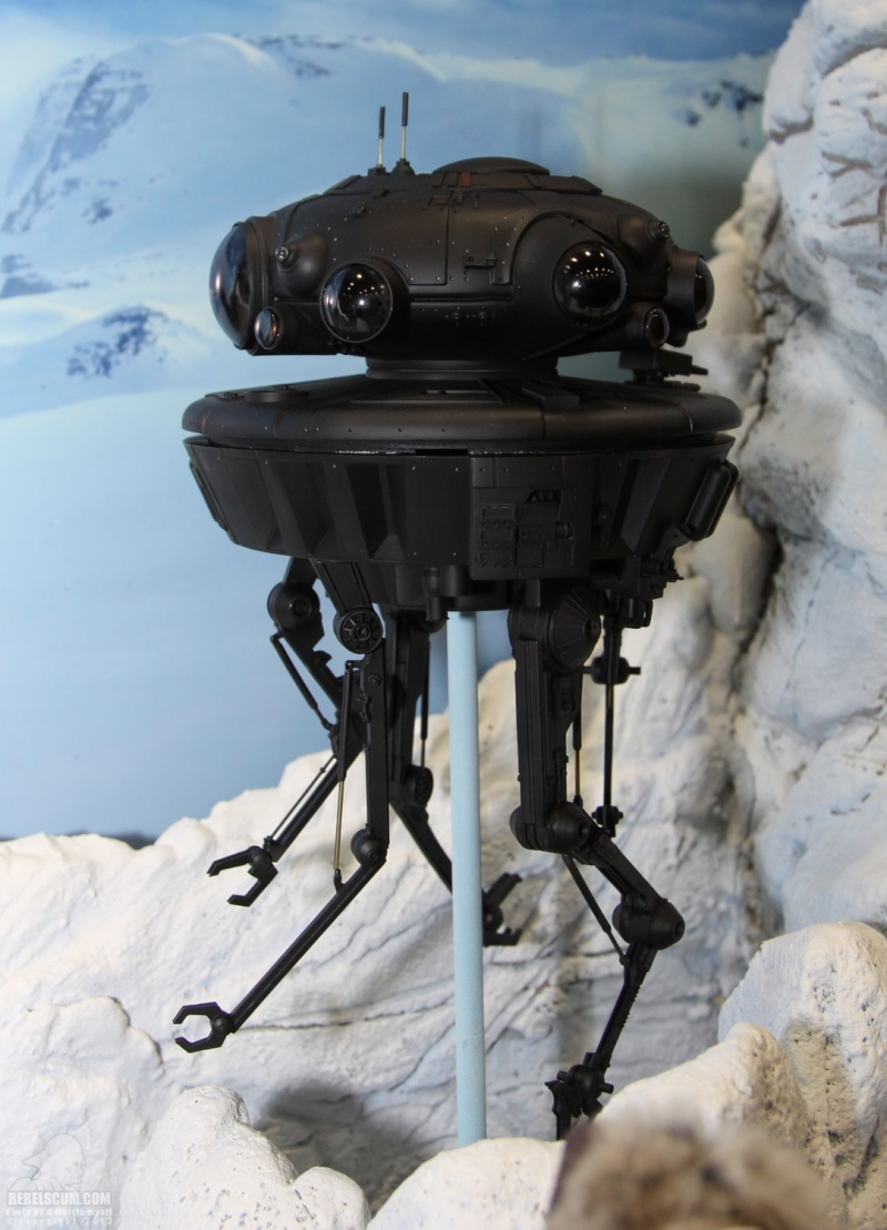 Sideshow - Imperial Probe Droid Sixth Scale Figure   Sdcc_282