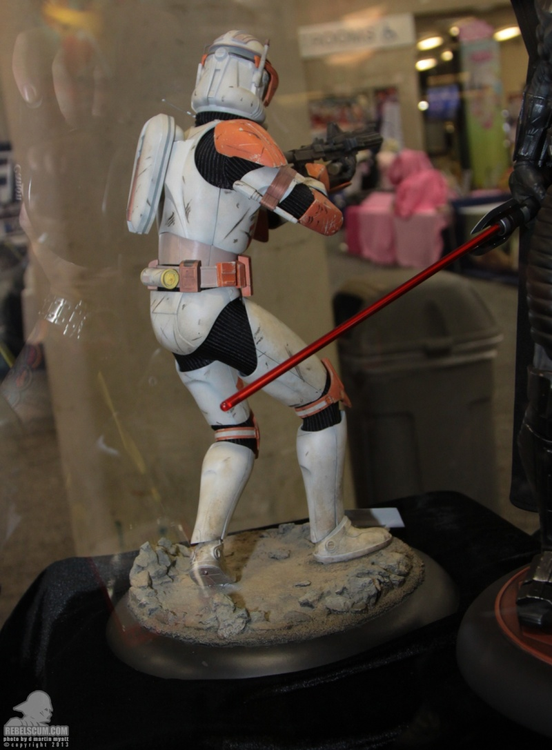 Sideshow Collectible Commander Cody Premium Format  Sdcc_287