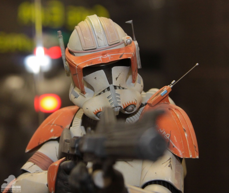 Sideshow Collectible Commander Cody Premium Format  Sdcc_289