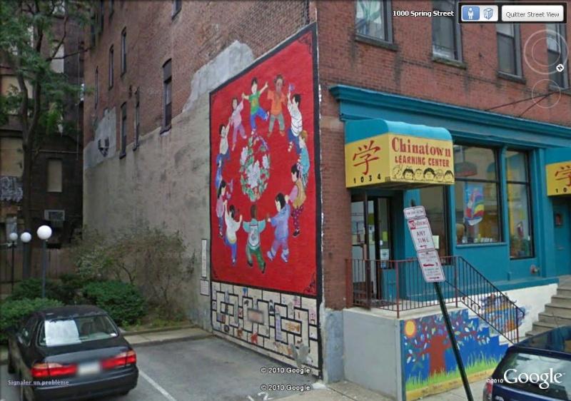 STREETVIEW : les fresques murales de Philadelphie  A_thou10