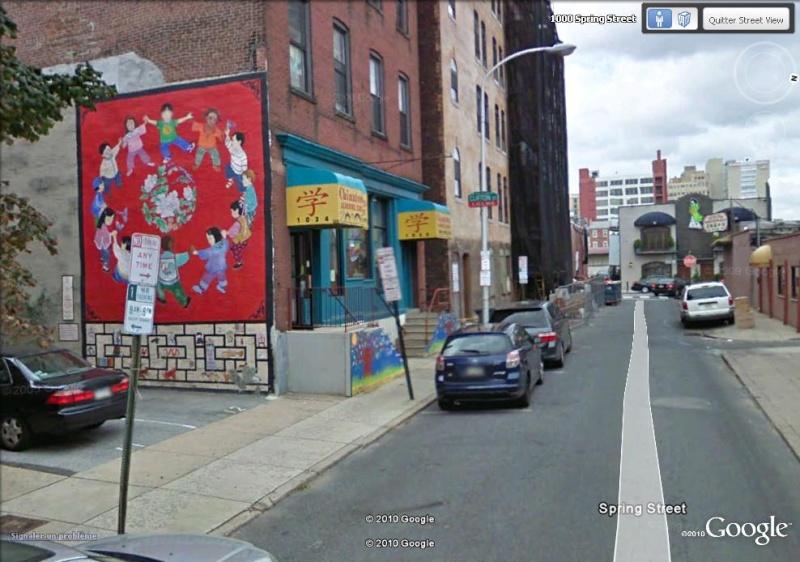 STREETVIEW : les fresques murales de Philadelphie  A_thou11