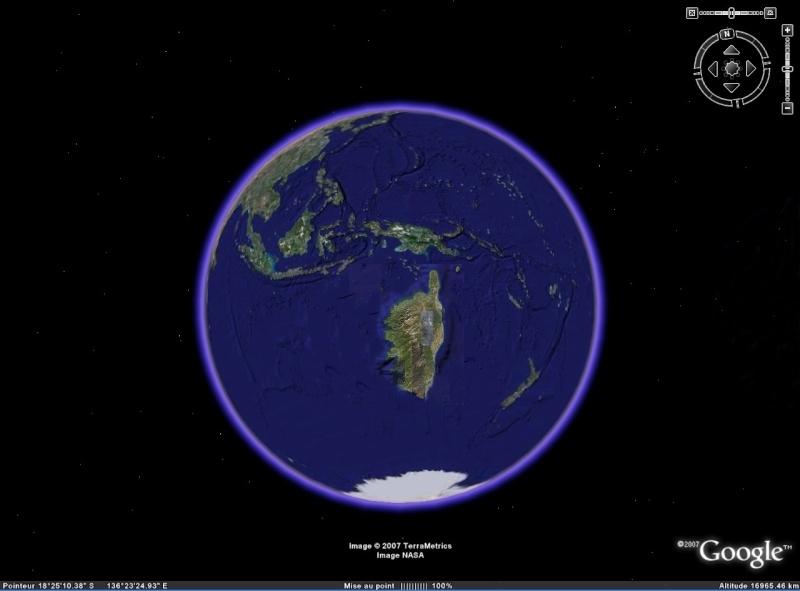 Australie ? [Image truquée de Google Earth] Austra10