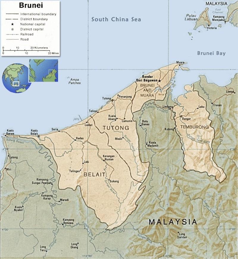 Histoires de frontières - Page 4 Brunei12