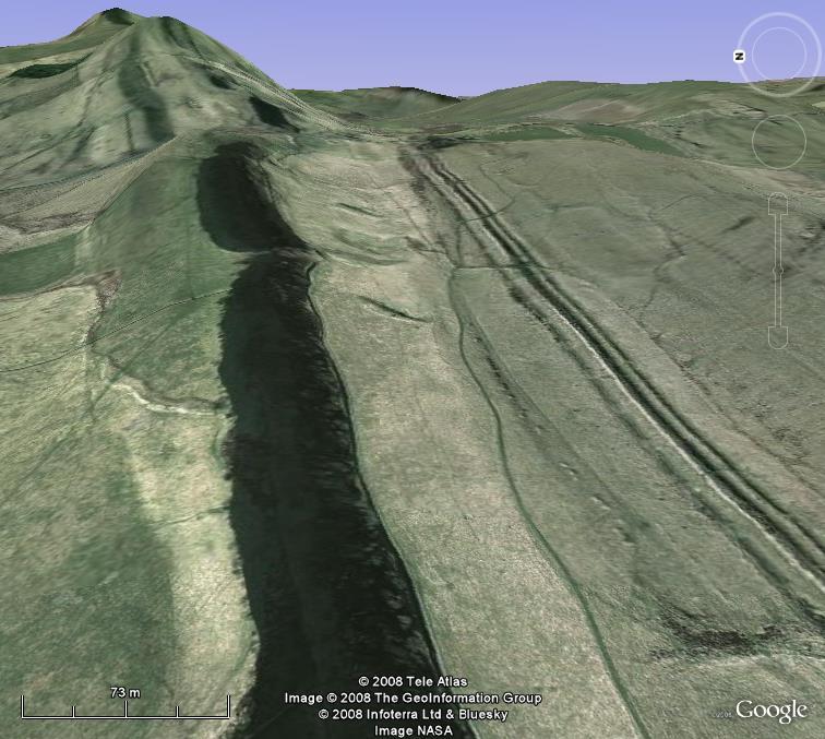Le Mur d'Hadrien, frontière d'un empire Cawfie10