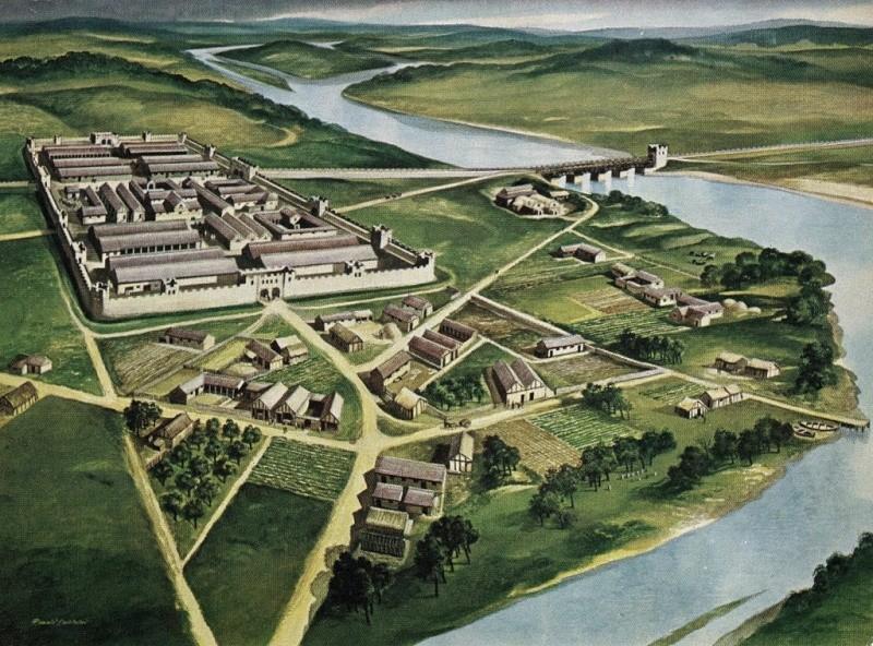 Le Mur d'Hadrien, frontière d'un empire - Page 2 Cheste13