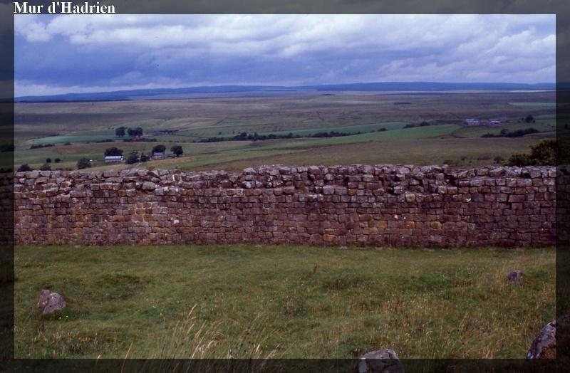 Le Mur d'Hadrien, frontière d'un empire Ecosse11