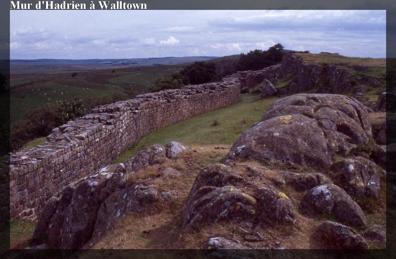 Le Mur d'Hadrien, frontière d'un empire Ecosse13