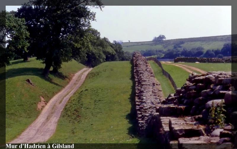 Le Mur d'Hadrien, frontière d'un empire Hadrie11