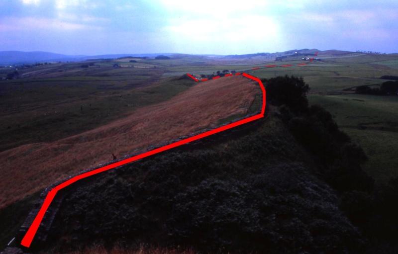 Le Mur d'Hadrien, frontière d'un empire Hadrie14