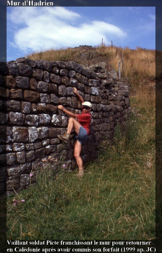 Le Mur d'Hadrien, frontière d'un empire Hadrie15