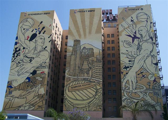 STREET VIEW : les fresques murales - MONDE (hors France) - Page 6 Hotel_13