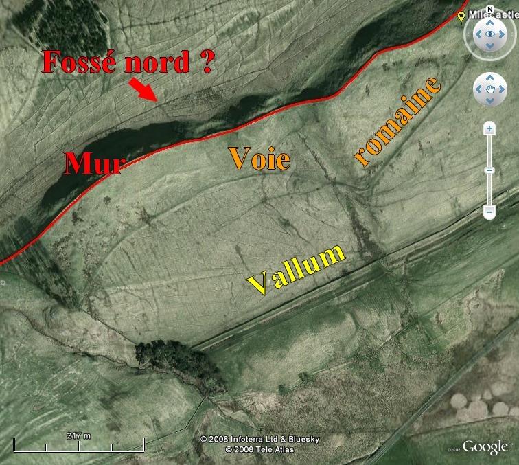 Le Mur d'Hadrien, frontière d'un empire - Page 2 Houses11
