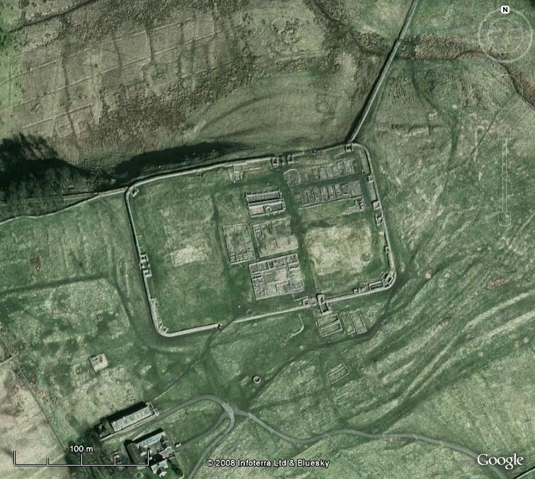 Le Mur d'Hadrien, frontière d'un empire - Page 2 Houses12