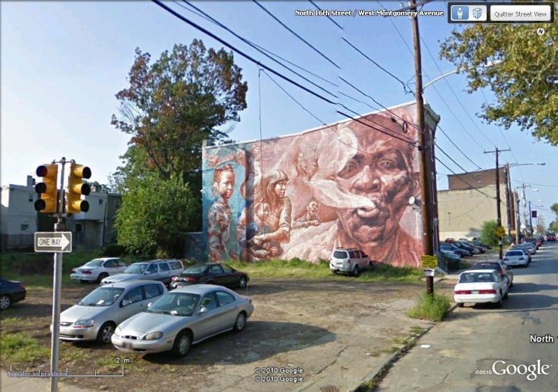 STREETVIEW : les fresques murales de Philadelphie  - Page 2 In_liv10