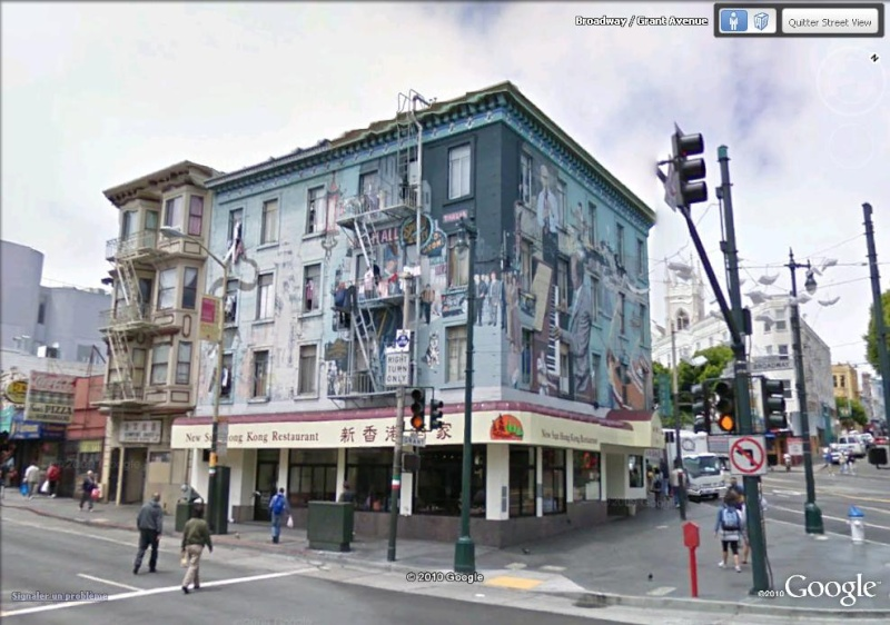 STREET VIEW : les fresques murales - MONDE (hors France) - Page 6 Jazz10