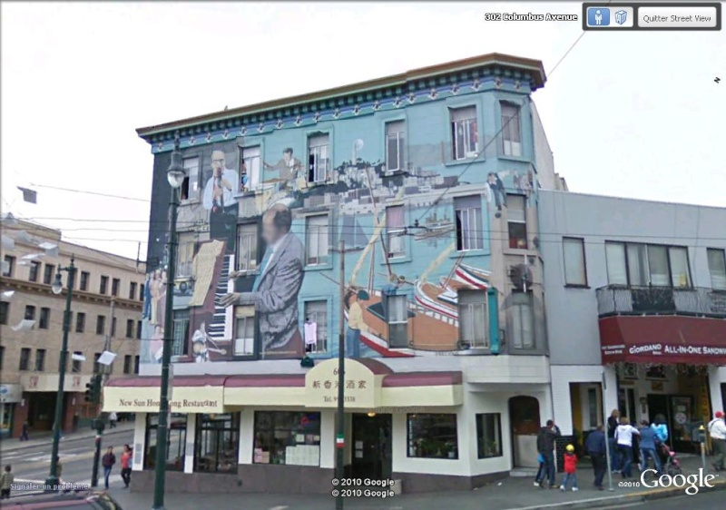STREET VIEW : les fresques murales - MONDE (hors France) - Page 6 Jazz_s10