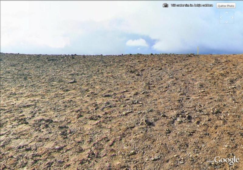 Un morceau de la mer de Tranquilité de 1.6 km² près de Flagstaff - Etats-Unis La_lun10
