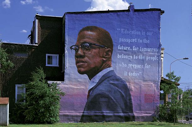 STREETVIEW : les fresques murales de Philadelphie  Murals10